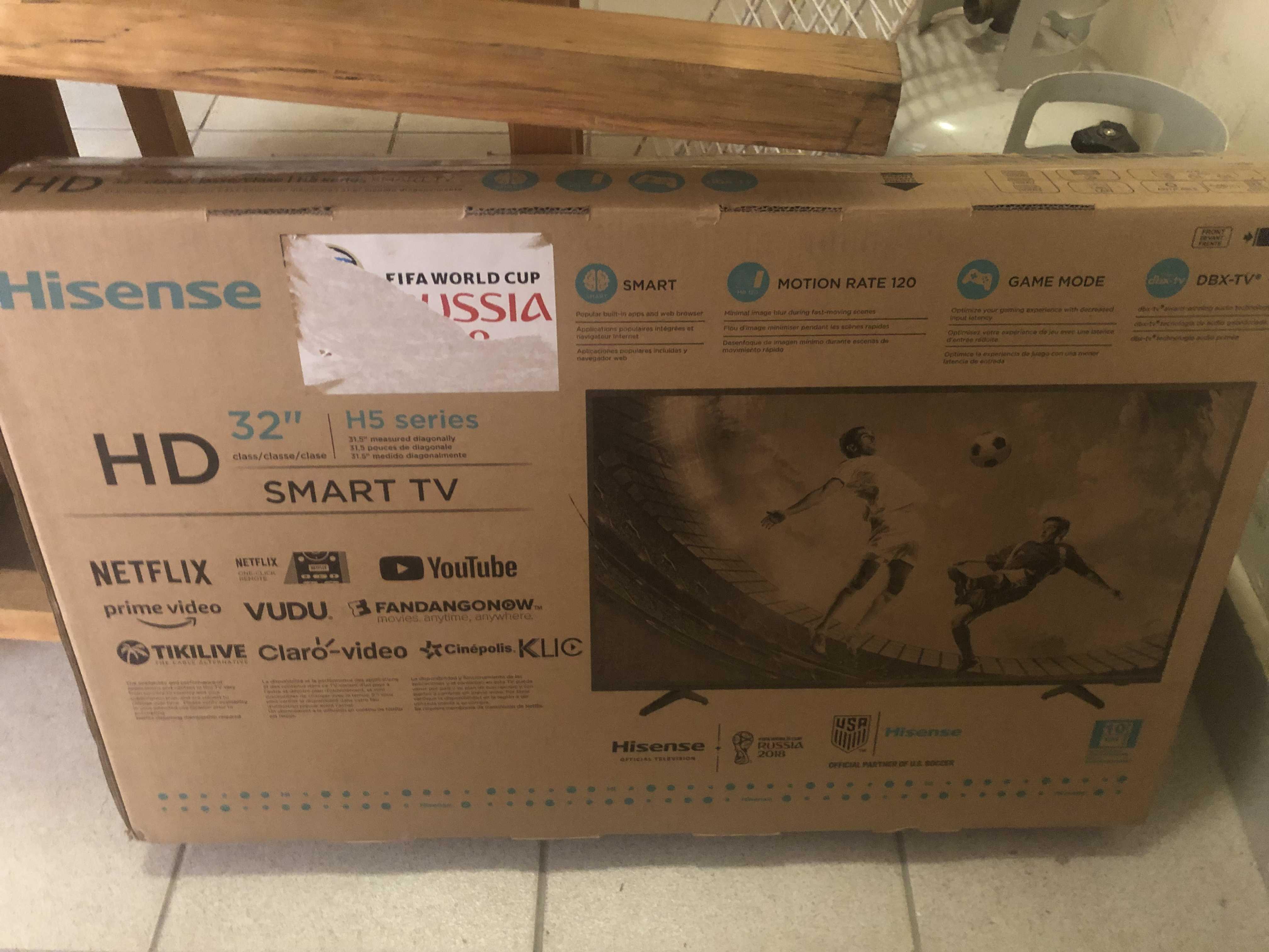 """Venta de Smart TV 32"""" NUEVO"""