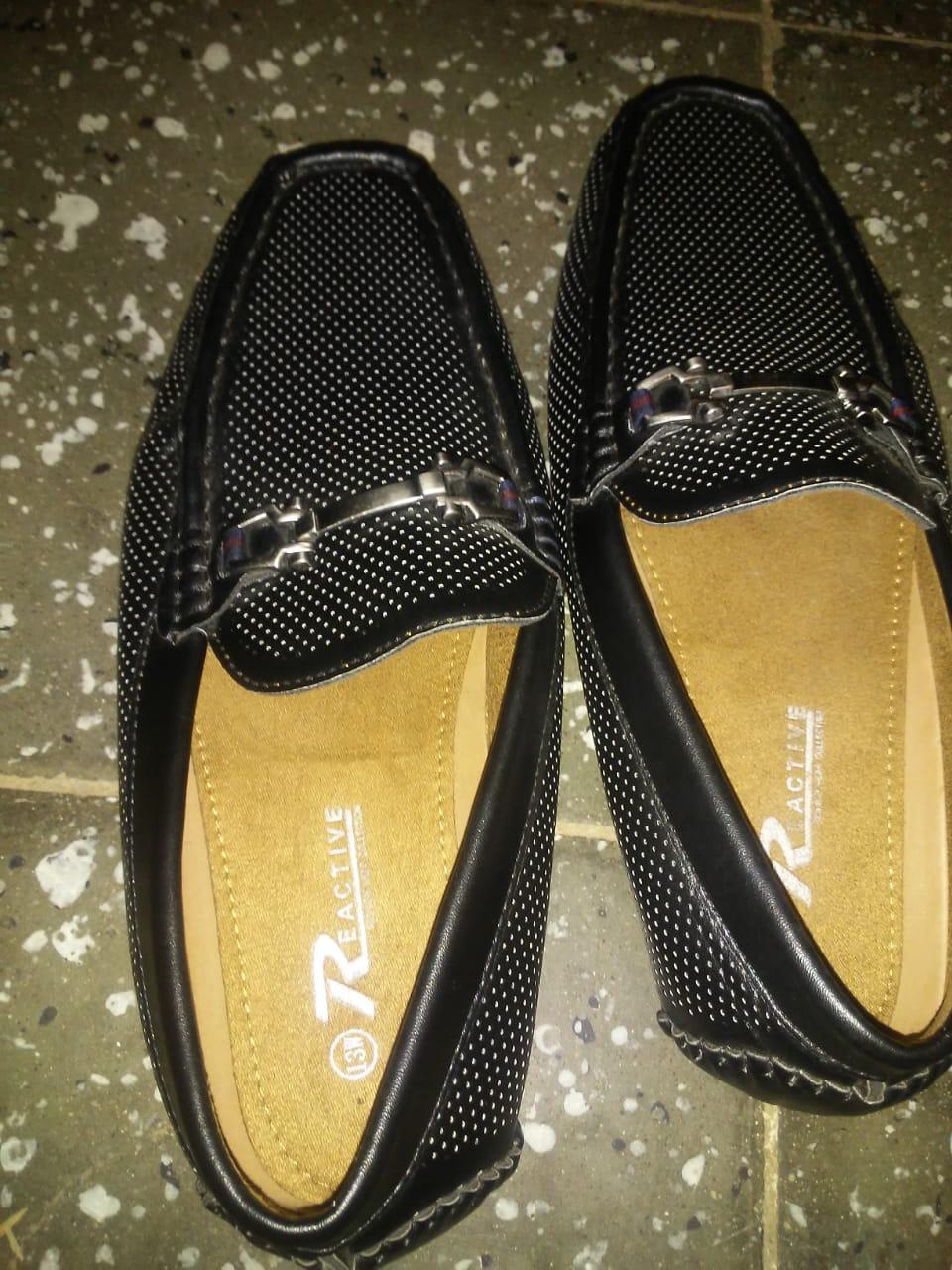 Zapatos formales americanos de hombres