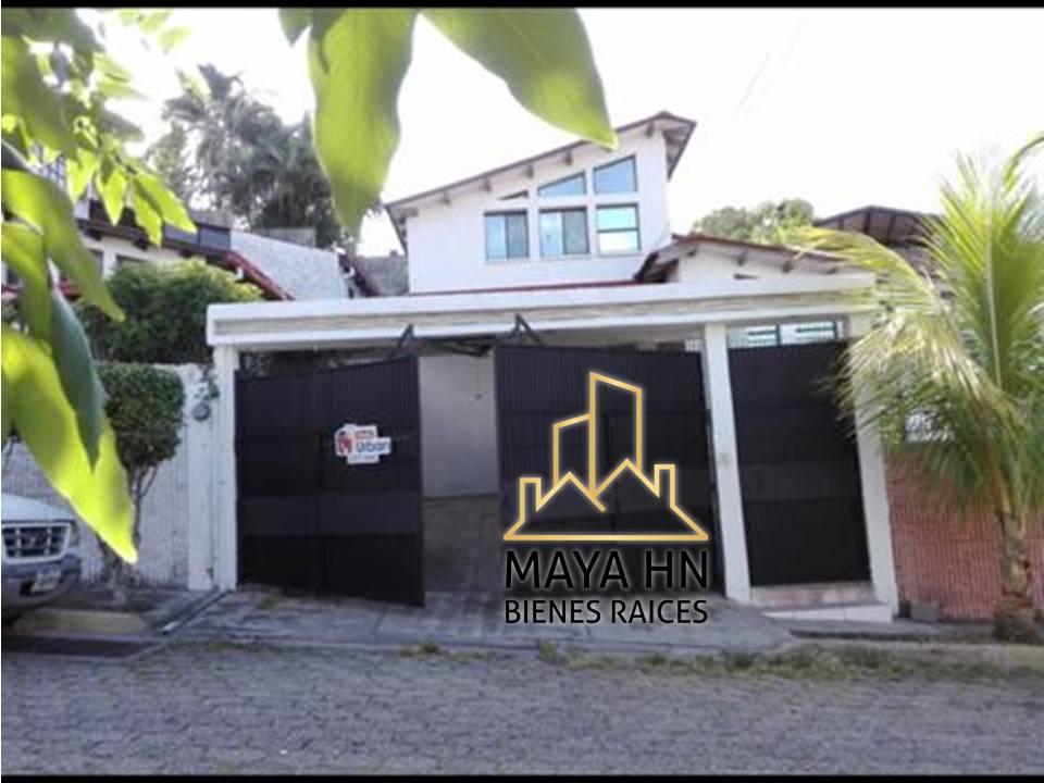 ¡Se Alquila Casa en Colonia Altos de Miramontes!