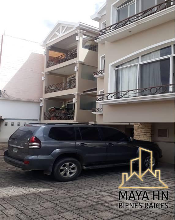 Se alquila apartamento amueblado en san Ignacio