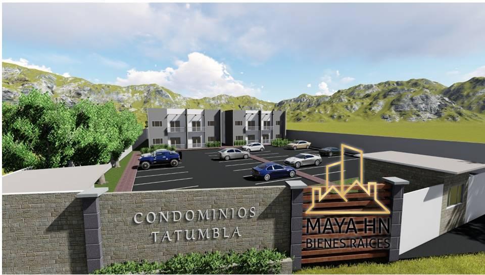 Proyecto en Desarrollo en Condominios Tatumbla, F.M.