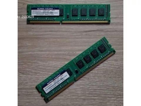 Memoria RAM DDR3 4GB C/U