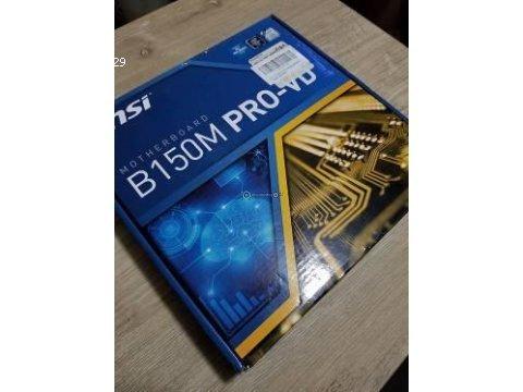 Tarjeta Madre MSI B150M PRO-VD