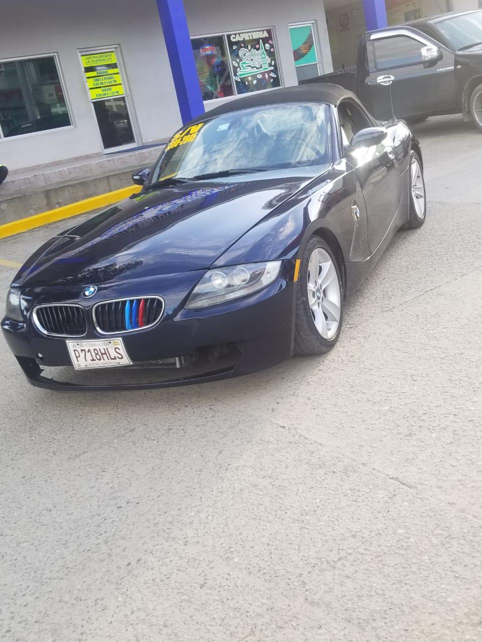 Se vende BMW 2007 z4