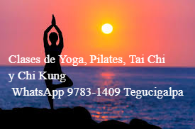 Clases de yoga pilates y tai chi