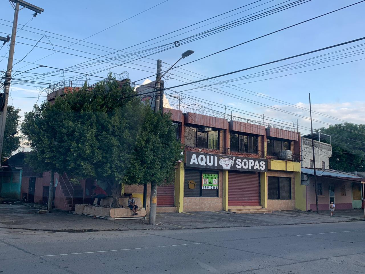 Propiedad Comercial en Venta, en Las Palmas San Pedro Sula