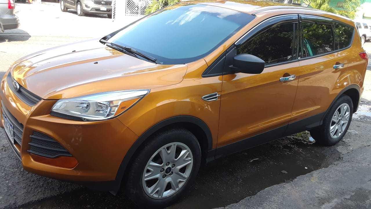 Se Vende Vehiculo Ford Escape Vehiculos Usados Autos Cortes San Pedro Sula