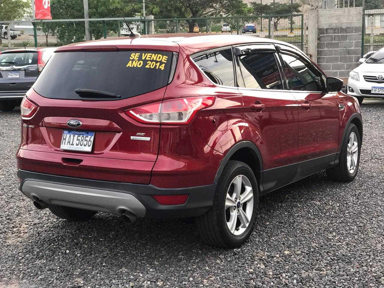 Venta De Camioneta Ford Escape Vehiculos Usados Autos Francisco Morazan Tegucigalpa