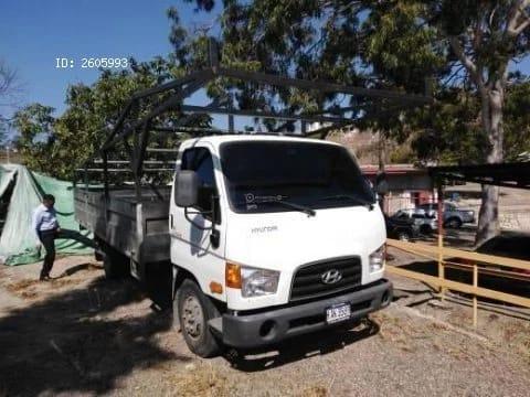 Venta de camion Hyundai modelo HD 78