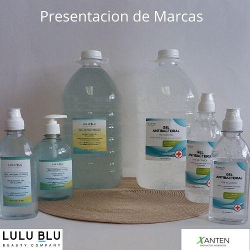 Gel Antibacterial LULU BLU Y XANTEN
