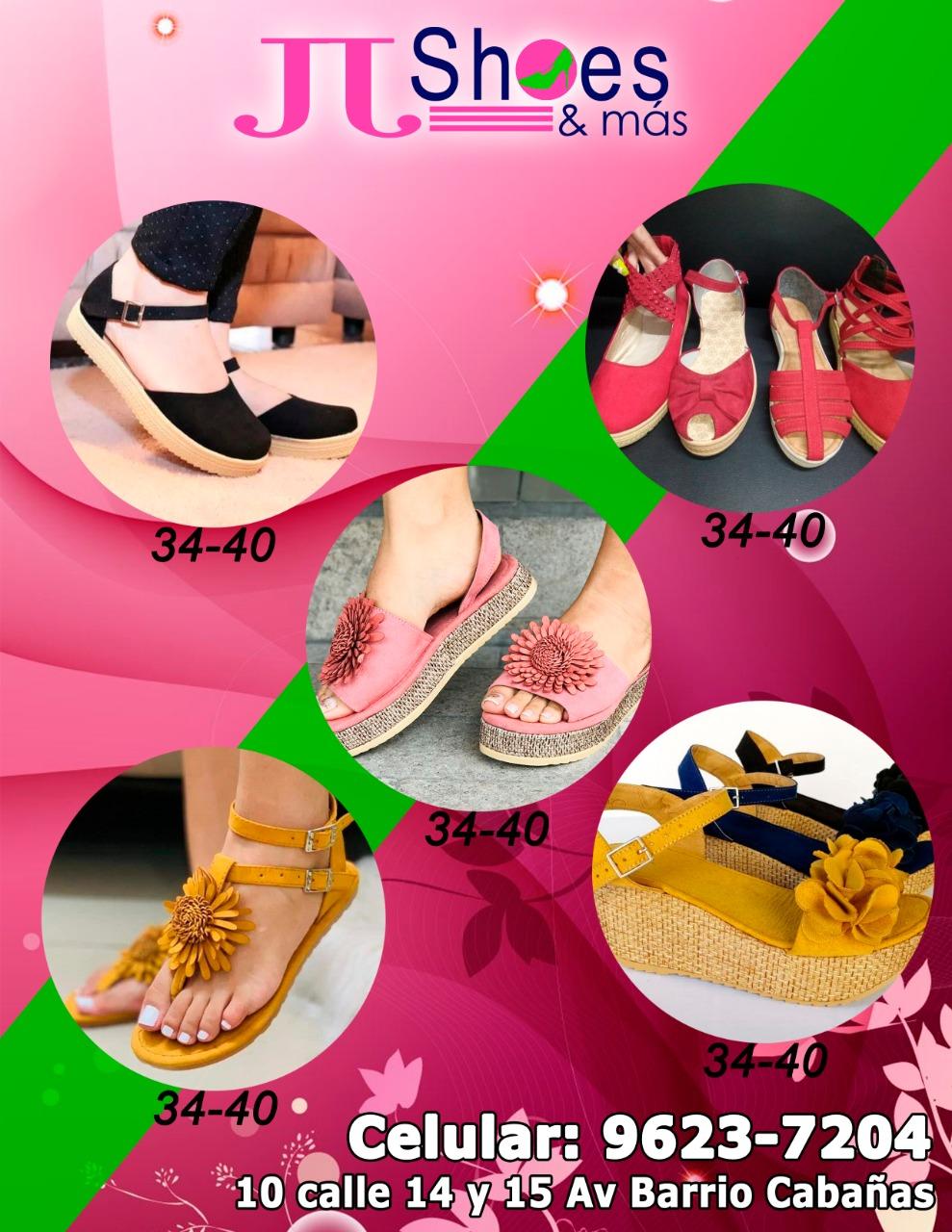 El mejor calzado de San Pedro Sula