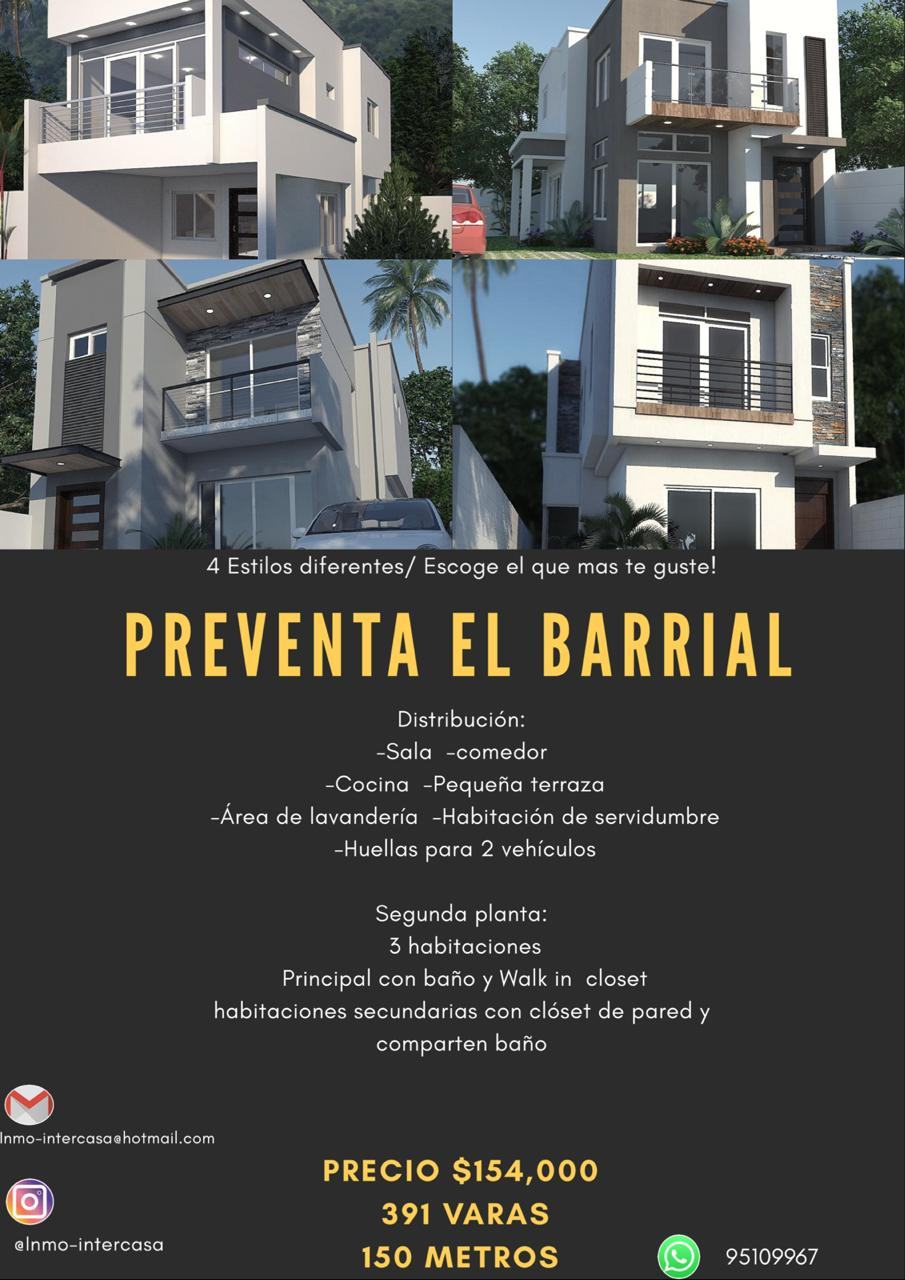 Preventa el Barrial..!