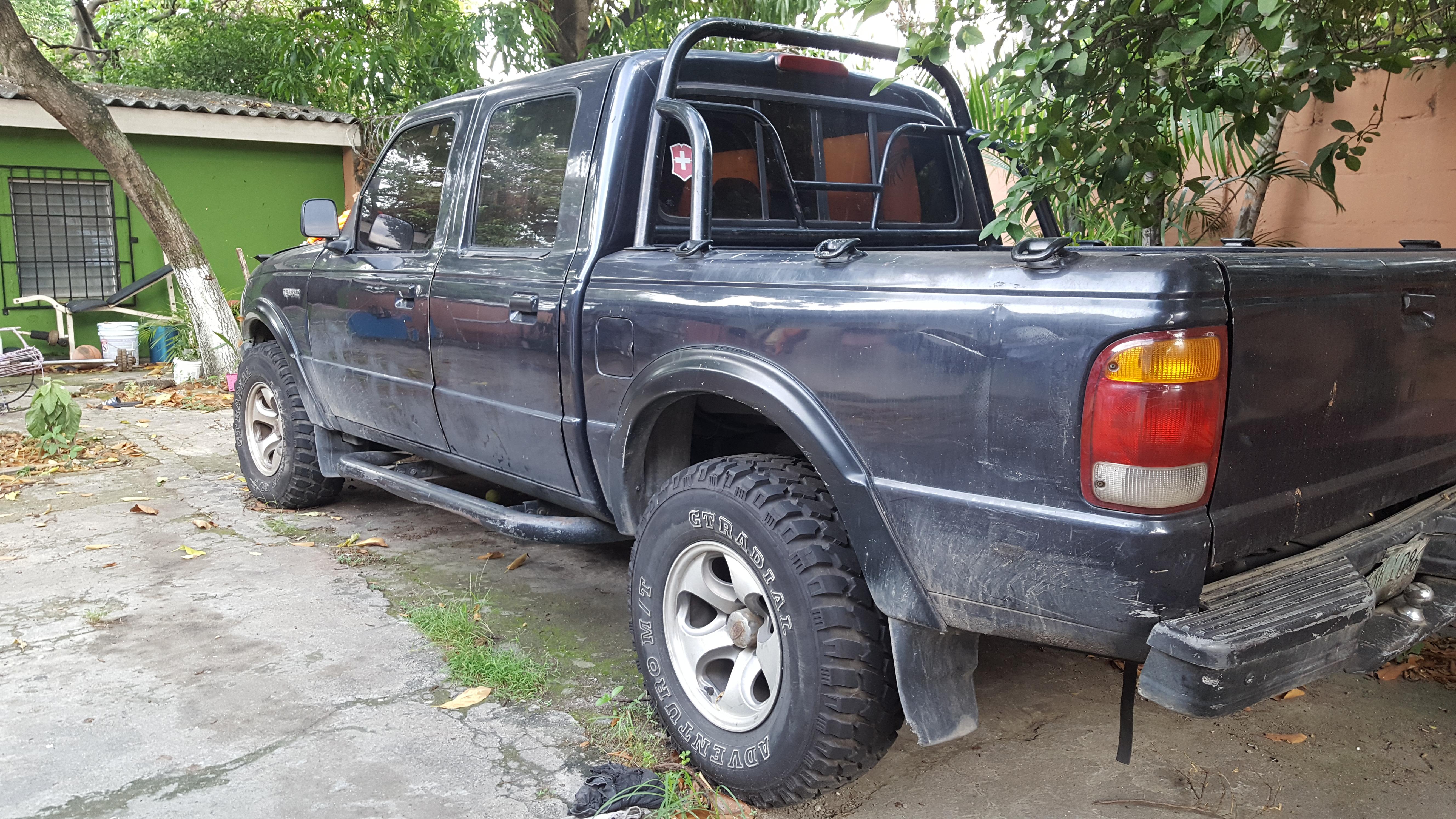 Ford Ranger 2000 4 puertas Diesel 2.5