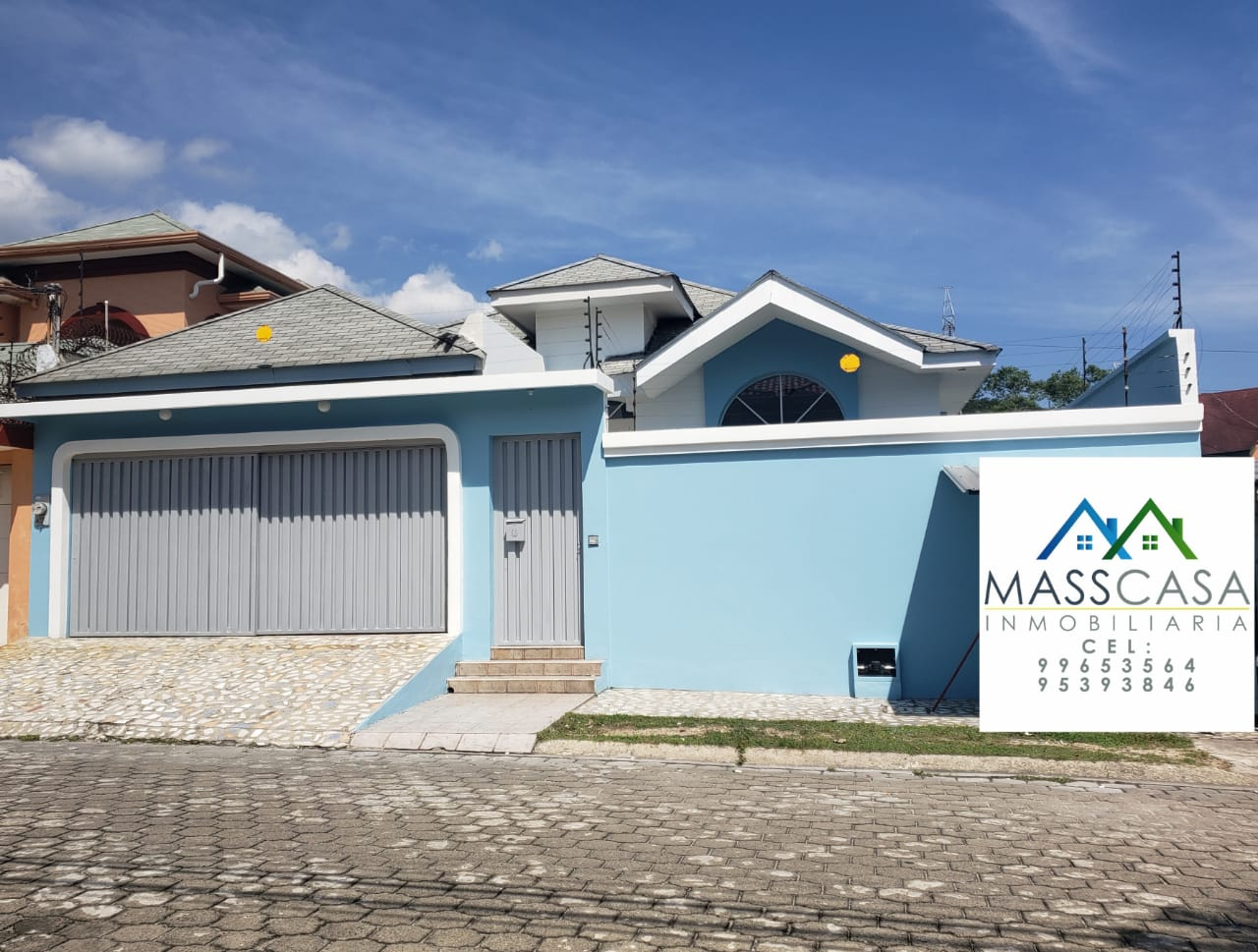 Se vende casa en Res Jardines del Valle Ideal para vivienda, oficinas,, clinica o  spa