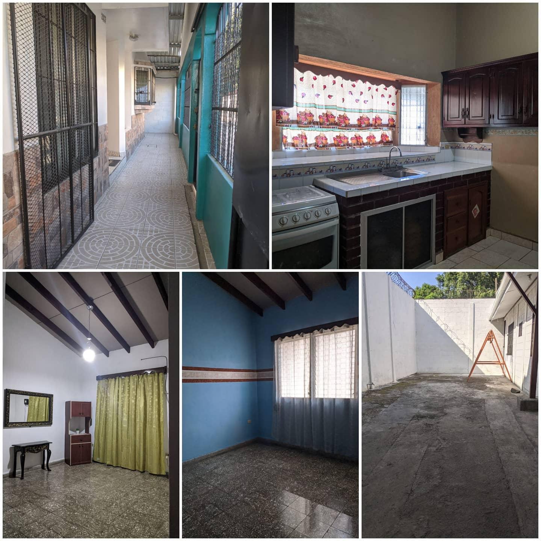 Se vende Casa en Col. Villa Florencia (Avenida Junior)