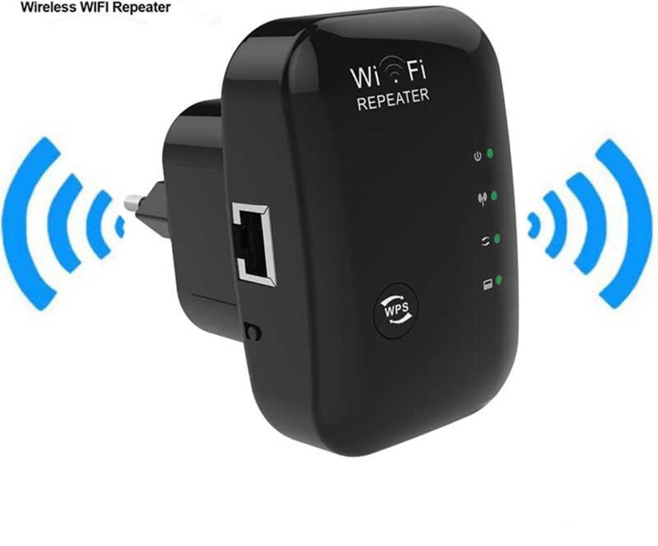 Repetidor Wifi de 300 mbps
