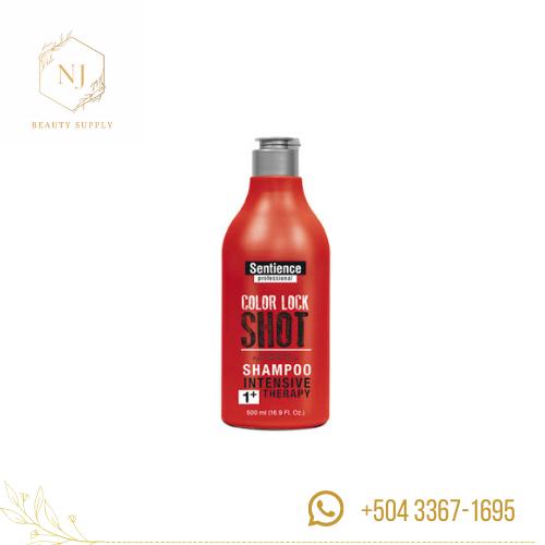 Shampoo color lock Shot