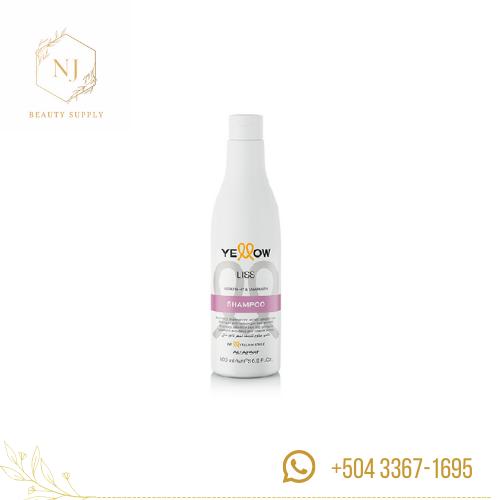 Venta de shampoo Liss Silver
