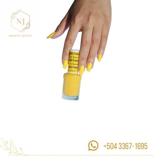 Venta de DND - Gel color amarillo