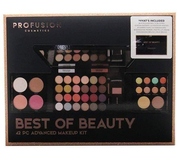 Sombras de excelente  pigmentación y excelente calidad