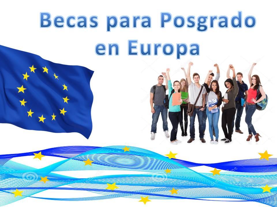 POSTGRADOS EN EUROPA