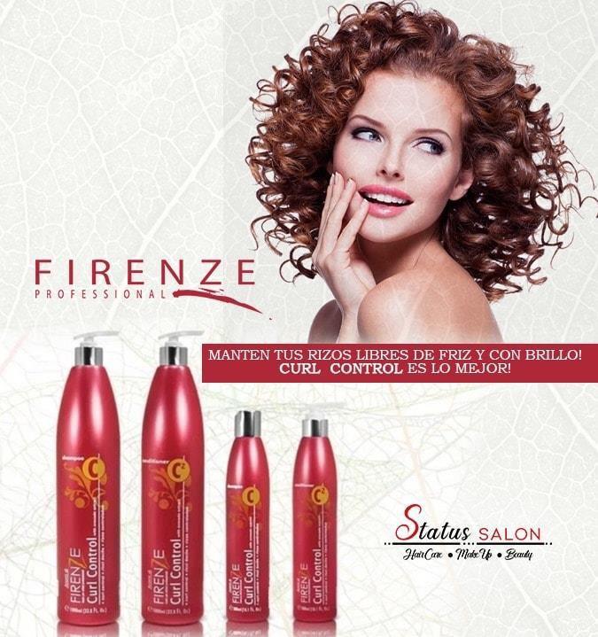 Productos para cabello Status Salon
