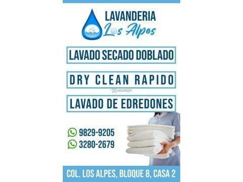 Lavandería Los Alpes 9829-9205