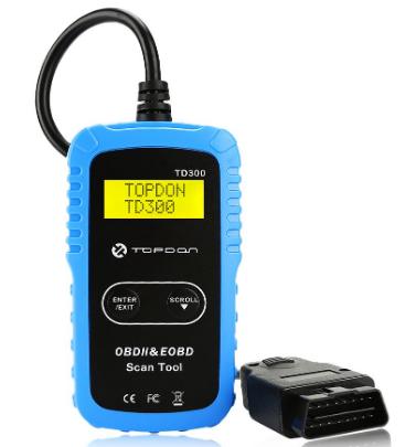 OBD2 escáner Digital lector de códigos de error en Vehículos (Escaner)