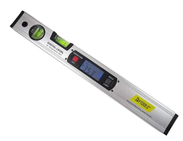 Nivel Digital 16? , Base Magnética pantalla LCD Taytools