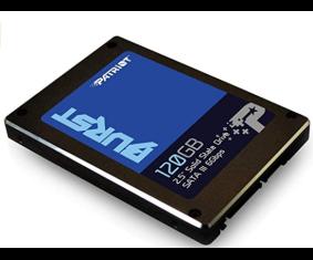 Disco Duro Solido SSD 120GB SATA III Patriot
