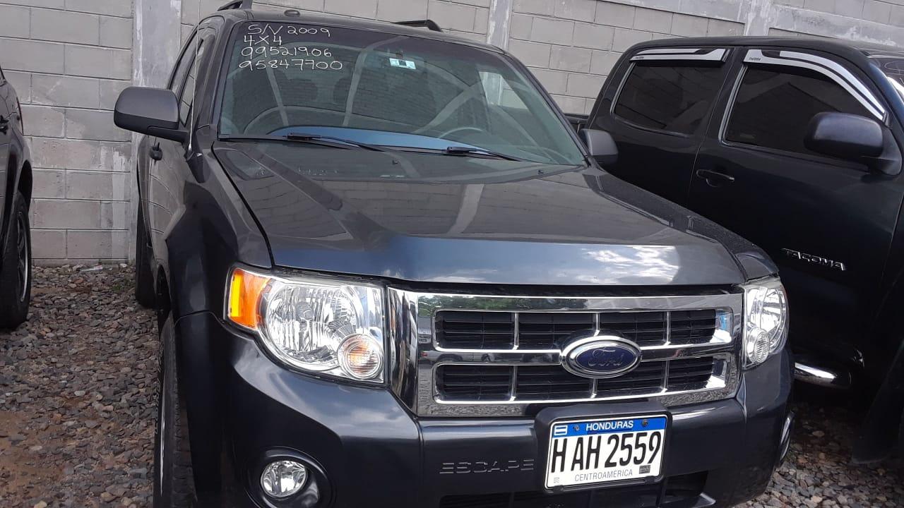 Se Vende Automovil Ford Escape Vehiculos Usados Autos Cortes San Pedro Sula