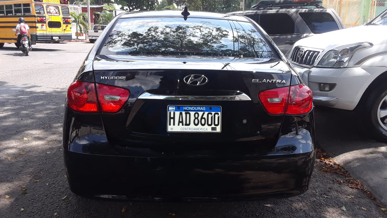 Se Vende Lindo Vehiculo Hyundai Elantra Vehiculos Usados Autos Cortes San Pedro Sula