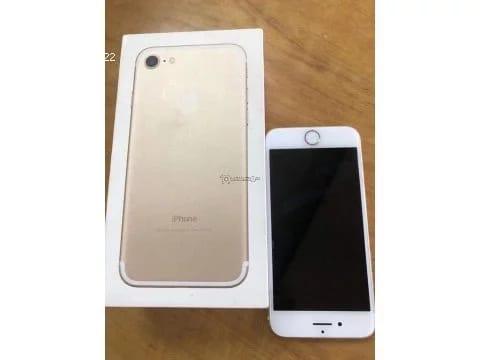 Se vende iPhone 7 Gold