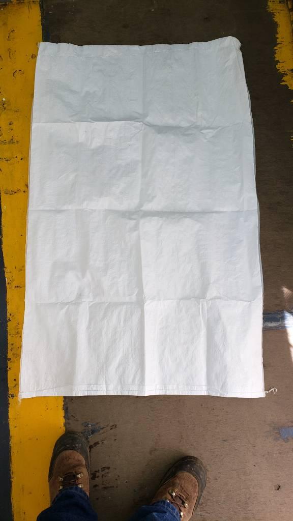 Venta de sacos ligeramente usados Cap. 100 libras